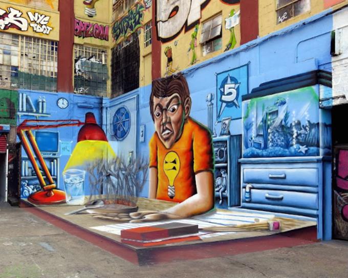 Google Street Art: Онлайн-музей граффити под открытым небом. Изображение № 18.