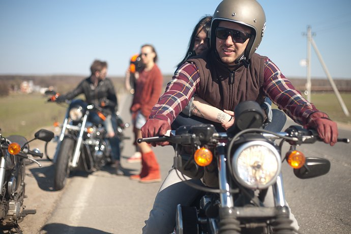 Easy Ride: Премьера первого видео о путешествии на мотоциклах. Изображение № 2.