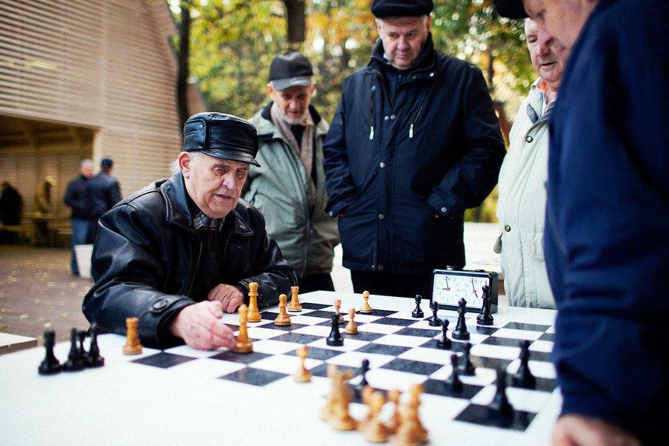 Олд бой: Как старики уделали меня в шахматном сражении. Изображение № 3.