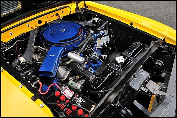 Маслкар Shelby GT500, принадлежавший своему создателю Кэроллу Шелби, выставлен на аукцион. Изображение № 8.