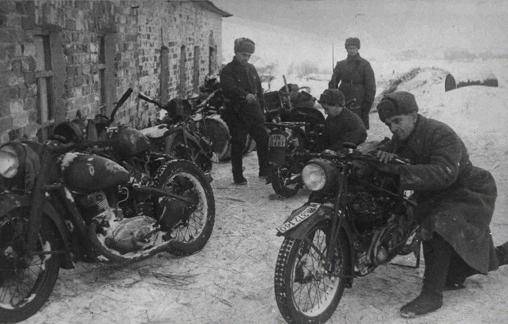 Железный конь: Как мотоциклы использовали в военных действиях. Изображение № 13.