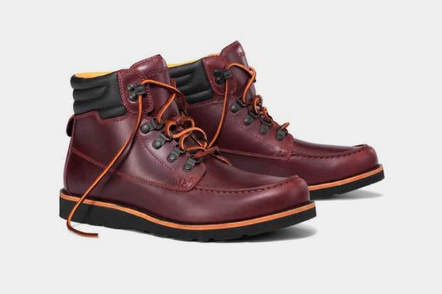 Марка Timberland выпустила осеннюю коллекцию обуви. Изображение № 8.