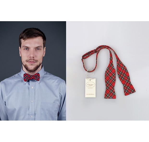 Московская марка Chehov выпустила новую коллекцию бабочек и галстуков. Изображение № 13.
