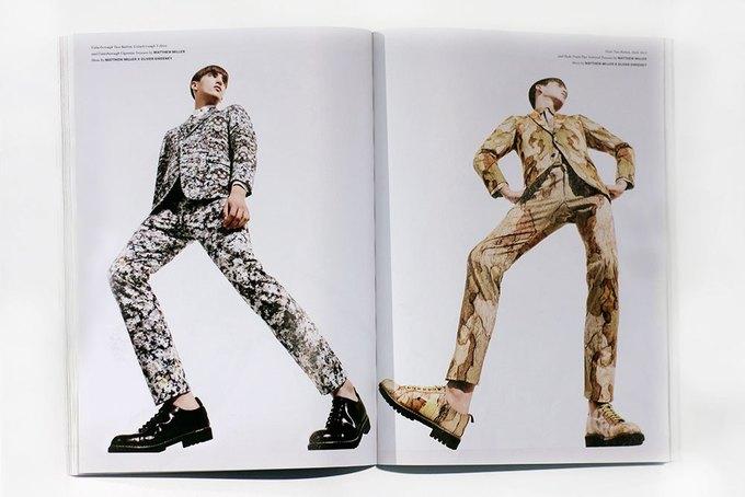 Роспечать: 15 журналов о мужском стиле, которые можно купить в Москве. Изображение № 30.