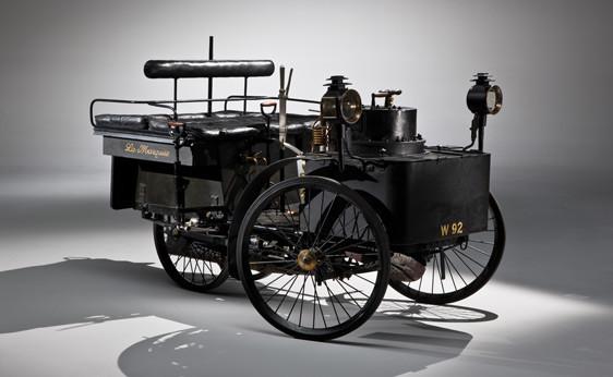 Самый старый автомобиль в мире выставлен на продажу. Изображение № 1.