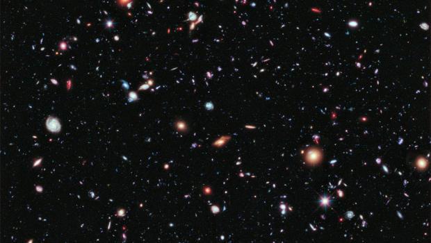 Космическая одиссея: Как американские ученые собираются узнать историю происхождения Вселенной. Изображение № 1.