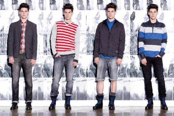 Мужские лукбуки: Zara, H&M, Pull and Bear и другие. Изображение № 24.
