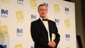 Объявлен лауреат британской литературной премии «Букер». Изображение № 1.