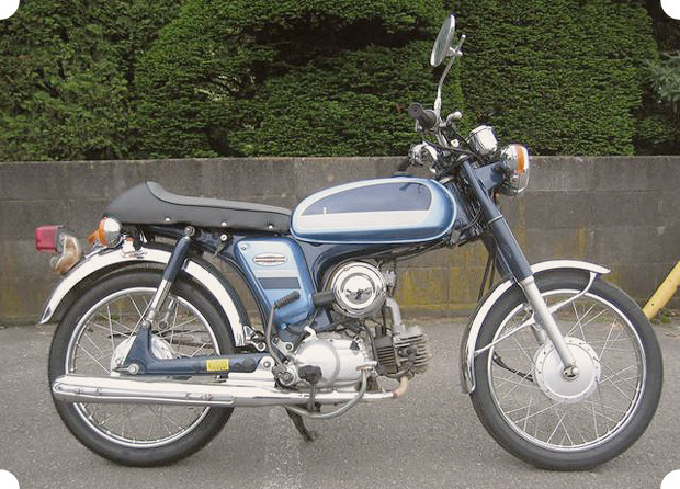 Начни с малого: 11 мотоциклов-малолитражек, для вождения которых не нужны права. Изображение № 8.
