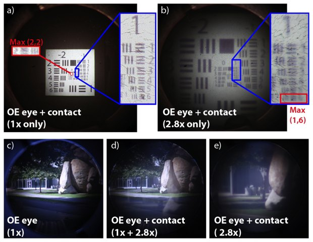 В США создали телескопические контактные линзы. Изображение № 1.