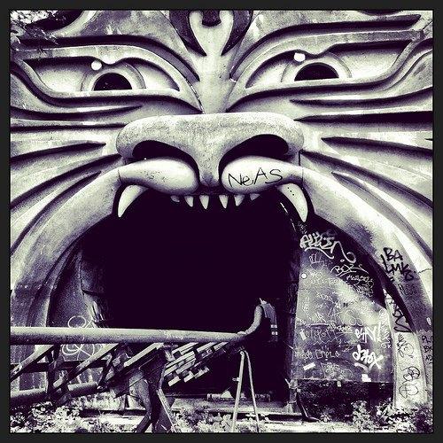 На eBay выставлен заброшенный парк аттракционов . Изображение № 8.