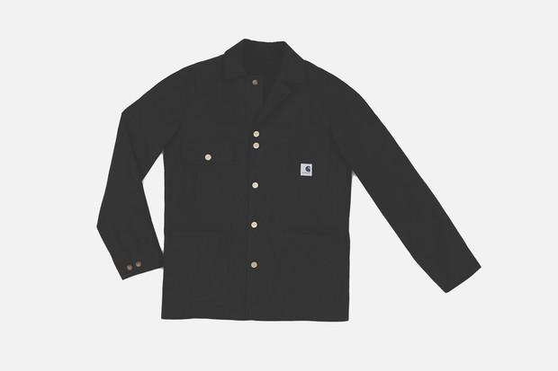 Дизайнер Адам Киммел и марка Carhartt выпустили новую совместную коллекцию одежды. Изображение № 5.