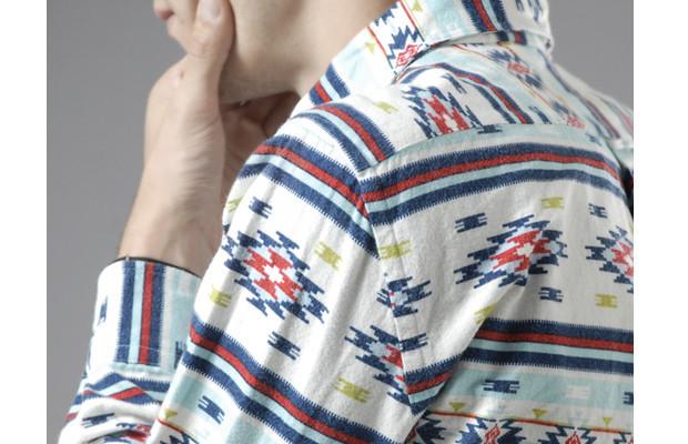 Американская марка Gitman Bros. выпустила линейку рубашек к будущей осени. Изображение № 8.