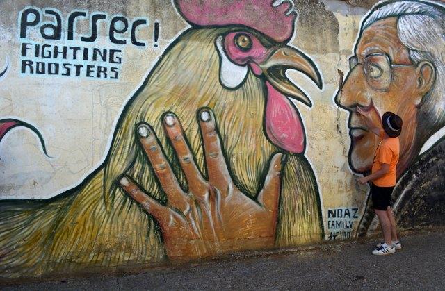 Google Street Art: Онлайн-музей граффити под открытым небом. Изображение № 9.