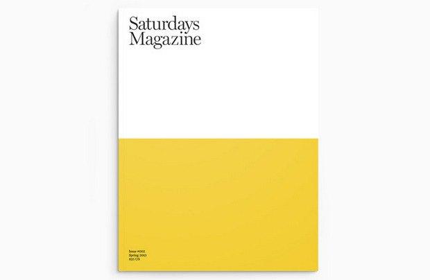 Вышел второй номер журнала Saturdays Magazine американской марки Saturdays Surf NYC. Изображение № 1.