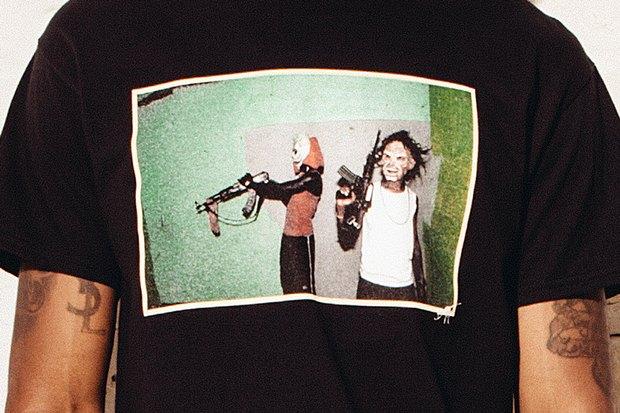 Марка 10.Deep и фотограф Boogie выпустили совместную коллекцию футболок. Изображение № 3.