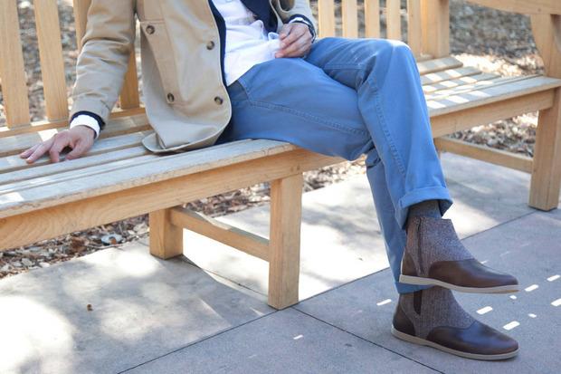 Марка Clae выпустила вторую часть осенней коллекции обуви. Изображение № 7.