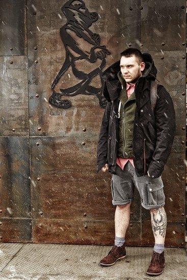 Российская марка Grunge John Orchestra. Explosion выпустила второй весенний лукбук. Изображение № 15.