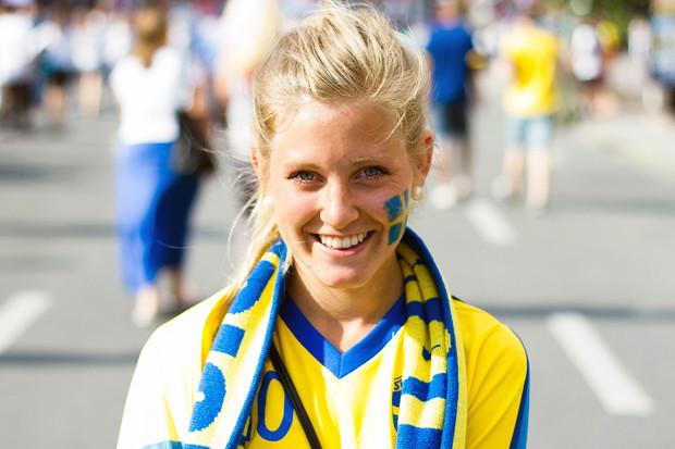 Красивые девушки на матчах Евро-2012. Изображение № 1.