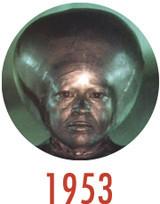 Эволюция инопланетян: 60 портретов пришельцев в кино от «Путешествия на Луну» до «Прометея». Изображение № 10.