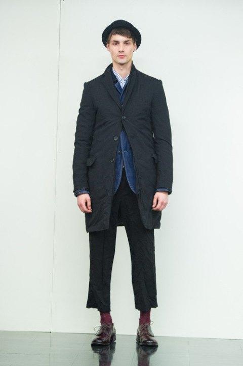 Марка Comme des Garçons Homme опубликовала лукбук новой коллекции. Изображение № 6.