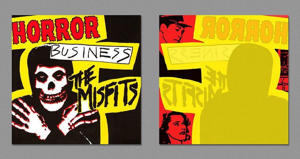 The Dark Side of the Covers: Обратная сторона обложек культовых альбомов. Изображение № 7.