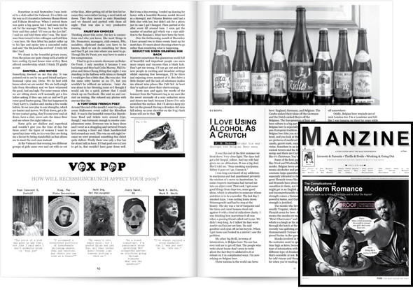 Изображение 5. Периодика: мужские журналы на Issuu.com.. Изображение № 4.
