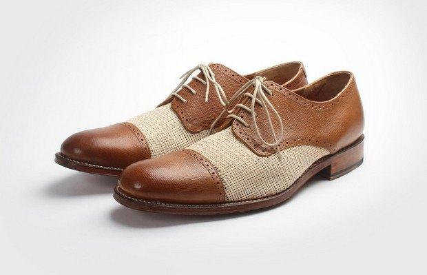 Марка Grenson выпустила весеннюю коллекцию обуви. Изображение № 27.