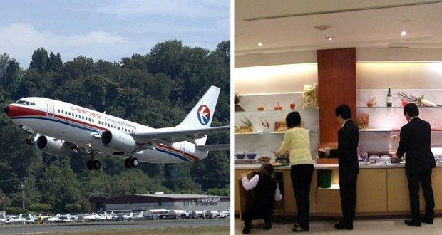 Китаец год питался за счёт авиакомпании China Eastern Airlines по просроченному билету. Изображение № 1.