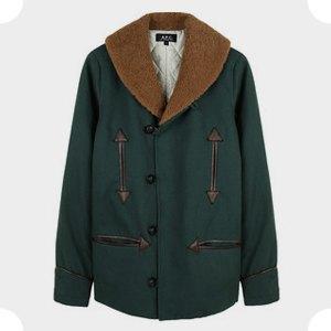 10 тёплых курток на «Маркете» FURFUR. Изображение № 9.