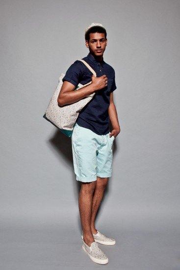Марка YMC опубликовала лукбук весенней коллекции одежды. Изображение № 4.