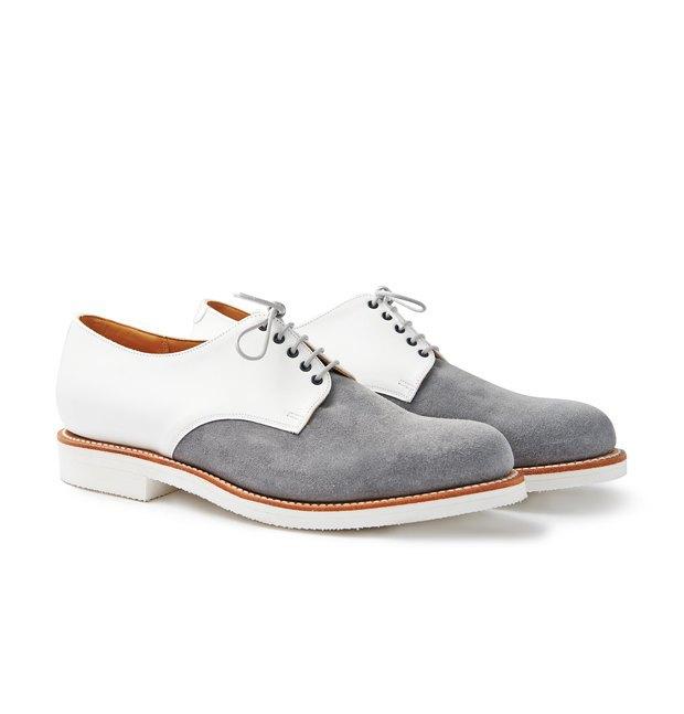 Магазин Fancy Crew и марка Grenson выпустили совместную модель обуви. Изображение № 2.