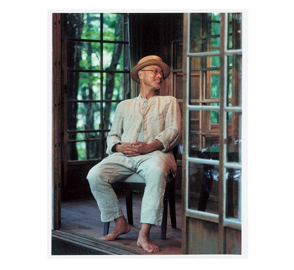 Японская марка 45rpm выпустила лукбук весенней коллекции одежды. Изображение № 8.