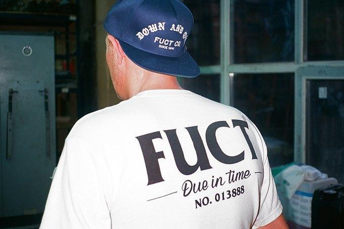 Команда магазина Kixbox подготовила лукбук марки Fuct. Изображение № 8.