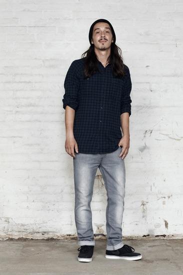 Марка Levi's Streetwear опубликовала осенний лукбук. Изображение № 9.