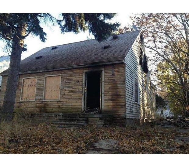 В Детройте снесли дом с обложки альбома Эминема. Изображение № 3.