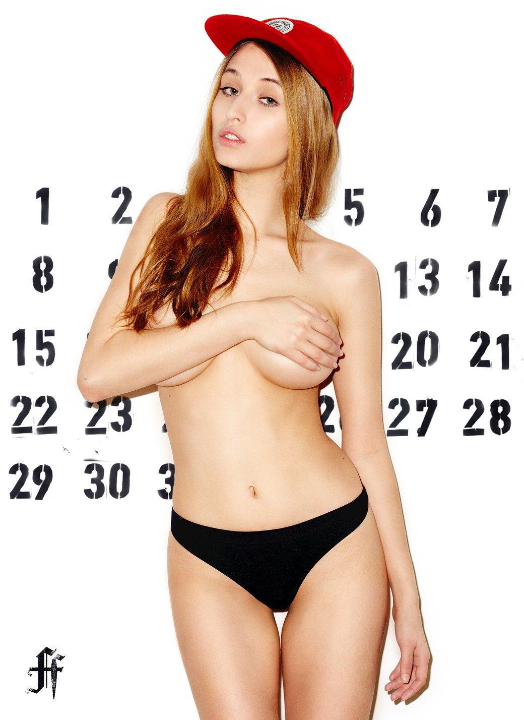 Календарь FURFUR на 2013 год: Июль. Изображение № 1.
