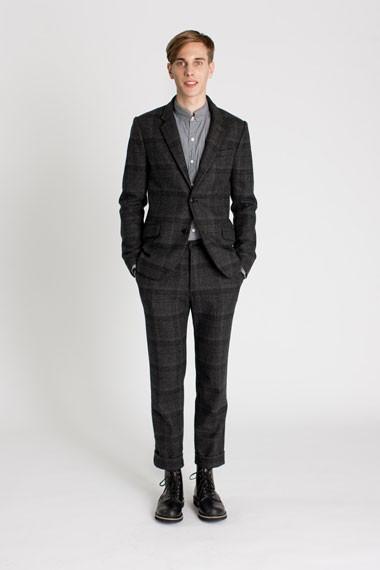 Новая коллекция одежды дизайнера Стивена Алана. Изображение № 6.