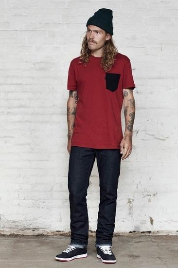 Марка Levi's Streetwear опубликовала осенний лукбук. Изображение № 6.