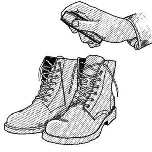 Как правильно растягивать новую обувь . Изображение № 2.