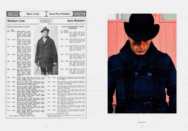 Марка Levi's Vintage Clothing выпустила лукбук осенней коллекции одежды. Изображение № 13.