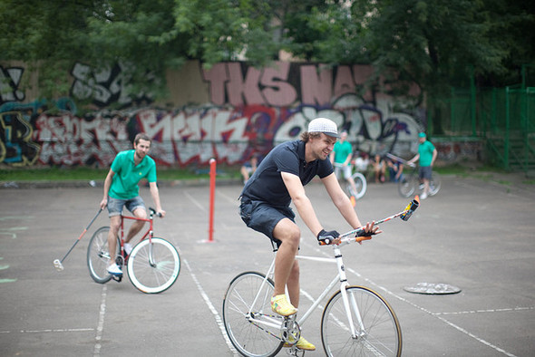 Без тормозов: Интервью с создателями сообщества Fixed Gear Moscow. Изображение № 50.