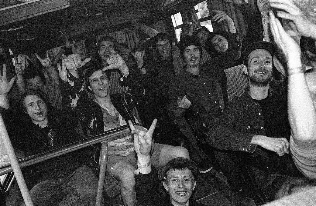 Фотоблог скейтера: Алексей Лапин о скейт-лагере в Сибири. Изображение № 2.