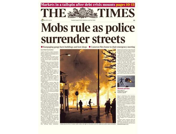 Anarchy in the UK: Гид по бунтующему Лондону. Изображение № 32.