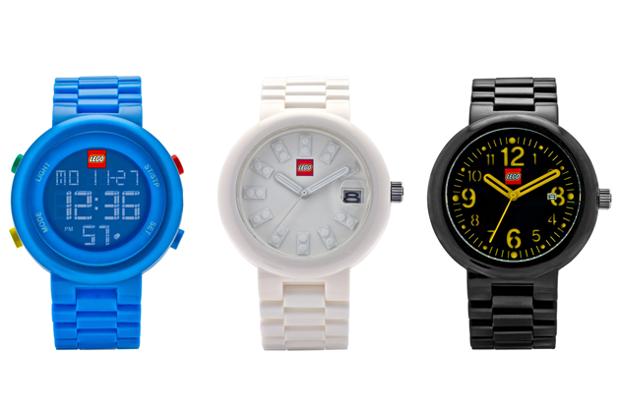 Компания Lego анонсировала новую линейку часов-конструкторов. Изображение № 2.