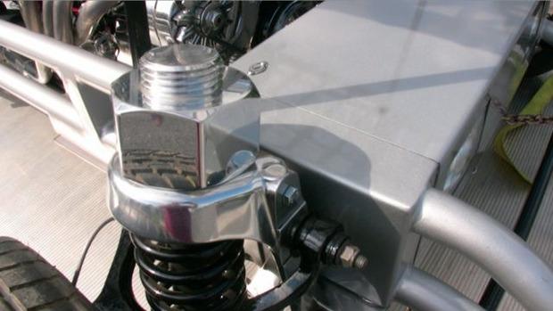 В США  тележку для супермаркета оснастили 290-сильным двигателем. Изображение № 6.