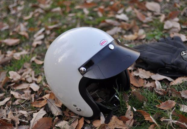 Шлем Bell 500TX. Изображение № 21.