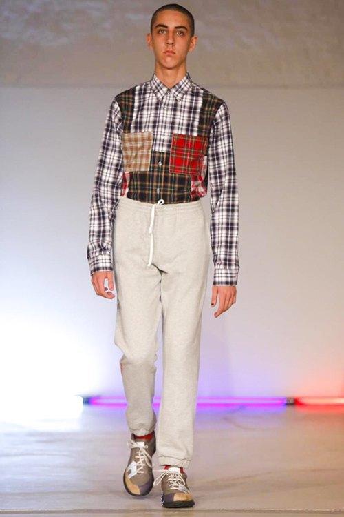 Гоша Рубчинский показал новую коллекцию на Неделе моды в Париже. Изображение № 1.