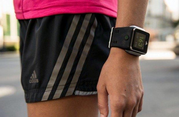 Adidas представила свои «умные» часы. Изображение № 3.