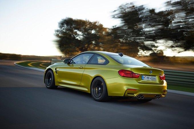 BMW представила новый седан M3 и купе M4. Изображение № 5.